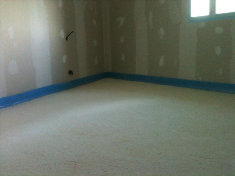 Mousse polyur thane chape liquide ravoirage al s dans le gard 30 abr - Chape isolante polyurethane projete prix ...